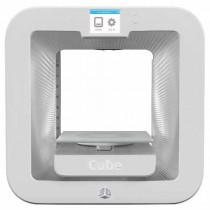 3D Systems Cube GEN3, bijela, Plastic Jet Printing (PJP), ABS, PLA, (w)15.2cm x (d)15.2cm x (h)15.2cm, 2x glava, min. debljina sloja 0.07mm, WL, 12mj