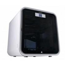 3D Systems CubePro Single Head, bijela/crna, Plastic Jet Printing (PJP), PLA, ABS, (w)28.54cm x (d)27.04cm x (h)23cm, 1x glava, min. debljina sloja 0.07mm, WL, 12mj