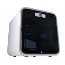 3D Systems CubePro Duo, bijela/crna, Plastic Jet Printing (PJP), ABS, PLA, (w)24.92cm x (d)27.04cm x (h)23cm, 2x glava, min. debljina sloja 0.07mm, WL, 12mj