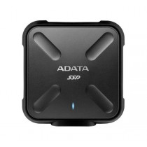"SSD externi Adata 256GB black, Portable SSD, SSD700 256GB, ASD700-256GU3-CBK, 2.5"", USB3.0, 36mj"