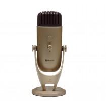 Mikrofon Arozzi Colonna Gold, zlatna, 12mj