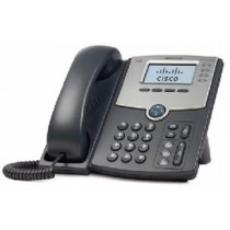 Cisco SPA504G 4-Line IP Phone, PoE, (SPA504G)