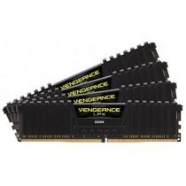 DDR4 64GB (4x16GB), DDR4 3000, CL15, DIMM 288-pin, Corsair Vengeance LPX CMK64GX4M4C3000C15, 36mj