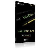 DDR4 4GB (1x4GB), DDR4 2400, CL16, DIMM 288-pin, Corsair Value Select CMV4GX4M1A2400C16, 36mj
