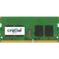 NB memorija 8GB DDR4 (1x8GB), DDR4 2400, CL17, SO-DIMM 260-pin, Crucial CT8G4SFS824A, 36mj