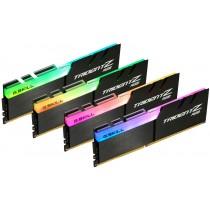 DDR4 32GB (4x8GB), DDR4 4000, CL18, DIMM 288-pin, G.Skill Trident Z RGB F4-4000C17Q-32GTZR, 36mj