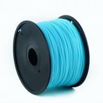 ABS Filament Gembird, Nebesko plava, 1kg, 1.75mm, 3DP-ABS1.75-01-SB