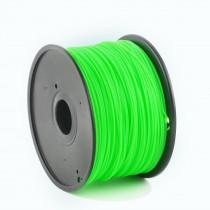 HIPS Filament Gembird, Zelena, 1kg, 1.75mm, 3DP-HIPS1.75-01-G