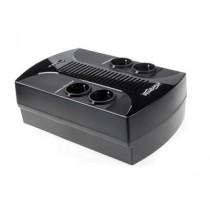 UPS Gembird 650VA, Energenie, Floor, 650VA, 390W, Line Interactive, crna, 24mj, (EG-UPS-001)