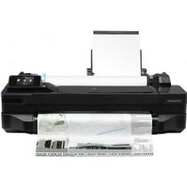 HP DesignJet T120 610mm ePrinter, CQ891B, crna, USB, LAN, WL, 12mj