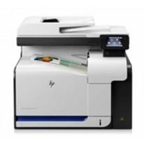 HP LaserJet Pro 500 color MFP M570dw, CZ272A, print, scan, copy, fax, ADF-D, duplex, laser, color, A4, USB, LAN, WL, 4-bojni, bijela/crna, PCL6, PCL5c, PS3, PDF, 12mj
