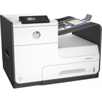 HP PageWide 352dw Printer, J6U57B, bijela, c/b 30str/min, kolor 30str/min, print, duplex, tintni, color, A4, USB, LAN, WL, 12mj