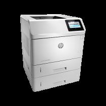 HP LaserJet Enterprise M605x, E6B71A, bijela, c/b 55str/min, print, duplex, laser, A4, USB, LAN, 12mj