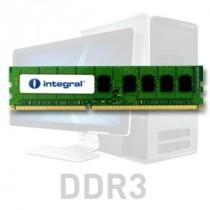 DDR3 4GB (1x4GB), DDR3L 1333, CL9, DIMM 240-pin, ECC, Integral IN3T4GEZBIXLV, 36mj
