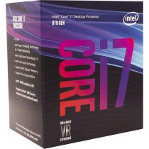 CPU Intel Core i7 8700 (3.2GHz do 4.6GHz, 12MB, C/T: 6/12, LGA 1151v2, cooler, 65W, UHD Graphic 630), 36mj