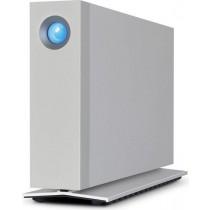 "HDD ext LaCie 6TB bijela, d2 Thunderbolt 3, STFY6000400, 3.5"", USB3.1 i Thunderbolt, 7200RPM, 24mj"