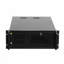 """Kućište Netrack NP5104, crna, E-ATX, USB2.0 2x, 3.5"""" int. 6x, 5.25"""" vanj. 2x, 12mj"""