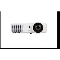 Projektor Optoma X305ST, DLP, 1024x768, 2800lm, do 6000h, 18k:1, 3D, VGA, HDMI, zvučnici, bijela, 24mj