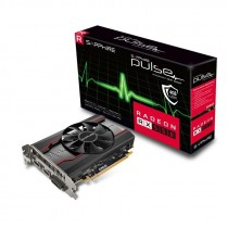 VGA Sapphire PULSE Radeon RX 550 4GD5, AMD RX550, 4GB 128-bit GDDR5, do 1206MHz, DP, DVI-D, HDMI, 36mj (11268-01-20G)