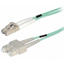 Patch kabel optički LC-SC MM OM4 Duplex Patch cable LC-SC 1m (OM44-1L)