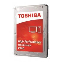 """HDD Toshiba 2TB, Desktop P300, HDWD120UZSVA, 3.5"""", SATA3, 7200RPM, 64MB, 24mj"""