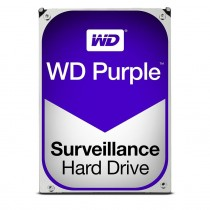 "HDD WD 2TB, Desktop Purple, WD20PURZ, 3.5"", SATA3, 5400RPM, 64MB, 36mj"