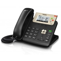 Yealink SIP-T23G, IP Phone, PoE in, tamno siva, 12mj