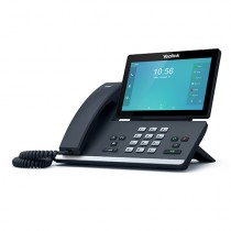 Yealink SIP-T56A, IP Phone, PoE in, tamno siva, 12mj