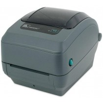 POS Pisač Zebra Gx420t, GX42-102420-000, crna, 150mm/s, Termalni, termal transfer, rola 106mm, USB, LAN, 12mj