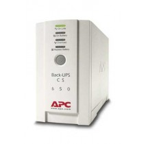 UPS APC Back CS 650VA, 400W, USB, Serial (BK650EI)