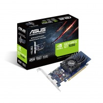 VGA Asus GT 1030 2GB GDDR5 low profile, nVidia GeForce GT 1030, 2GB 64-bit GDDR5, do 1506MHz, DP, HDMI, 24mj (GT1030-2G-BRK)