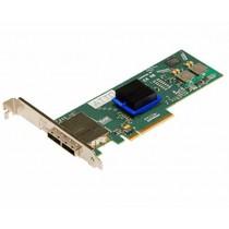Kontroler ATTO ExpressSAS HBA H680, 8x external SAS, PCIe x8, ESAS-H680-000