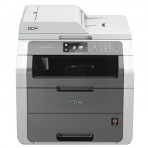 Brother DCP-9020CDW, DCP9020CDWYJ1, print, scan, copy, ADF, duplex, laser, color, A4, USB, LAN, WL, 4-bojni, bijela/siva, 12mj
