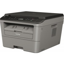Brother DCP-L2500D, DCPL2500DYJ1, print, scan, copy, duplex, laser, A4, USB, 1-bojni, siva, 24mj
