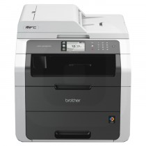 Brother MFC-9140CDN, MFC9140CDNYJ1, print, scan, copy, fax, ADF, duplex, laser, color, A4, USB, LAN, 4-bojni, bijela/siva, 12mj
