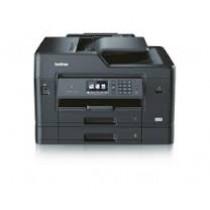 Brother MFC-J3930DW, MFCJ3930DWYJ1, print, scan, copy, fax, ADF-D, duplex, tintni, color, A3, USB, LAN, WL, 4-bojni, crna, 24mj