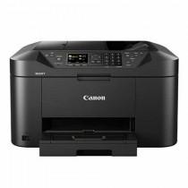 Canon Maxify MB2150, print, scan, copy, fax, ADF, duplex, tintni, color, A4, USB, WL, 4-bojni, crna, 12mj