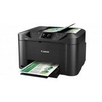 Canon Maxify MB2750, print, scan, copy, fax, ADF, duplex, tintni, color, A4, USB, LAN, WL, 4-bojni, crna, 12mj