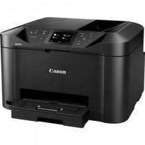 Canon Maxify MB5150, print, scan, copy, fax, ADF-D, duplex, tintni, color, A4, USB, LAN, WL, 4-bojni, crna, 12mj
