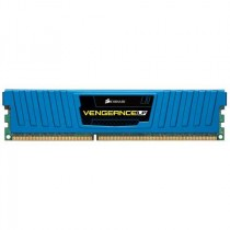 DDR3 8GB (1x8GB), DDR3 1600, CL9, DIMM 240-pin, Corsair Vengeance Low Profile CML8GX3M1A1600C9, 36mj