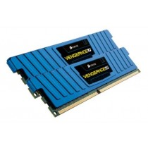 DDR3 8GB (2x4GB), DDR3 1600, CL9, DIMM 240-pin, Corsair Vengeance Low Profile Blue CML8GX3M2A1600C9B, 36mj