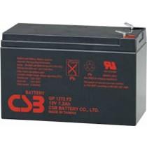 UPS Baterija CSB, Battery, 12V 7.2Ah, crna, 12mj, (GP1272F2)