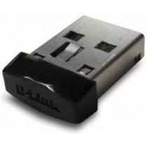 D-Link DWA-121 Wireless N USB Adapter, 802.11bgn, nano size