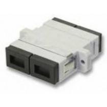 Moduli i konektori Ecolan SC Duplex F/F OM2, siva (FA01SC2), 12mj