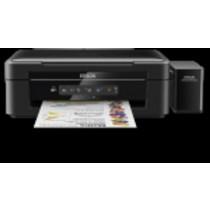 Epson L386 , C11CF44401, print, scan, copy, tintni, color, A4, USB, WL, 4-bojni, crna, 12mj