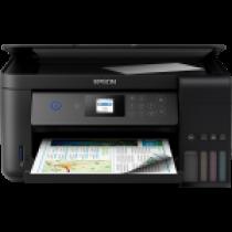 Epson L3070, C13T66414A, print, scan, copy, tintni, color, A4, USB, WL, 4-bojni, crna, 12mj