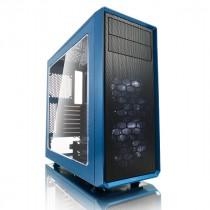 Kućište Fractal Design Focus G Petrol Blue, plava, ATX, 12mj (FD-CA-FOCUS-BU-W)