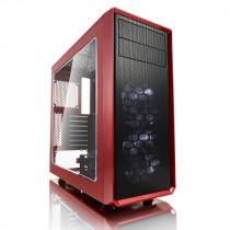 Kućište Fractal Design Focus G Mystic Red, crvena, ATX, 12mj (FD-CA-FOCUS-RD-W)