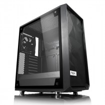 Kućište Fractal Design Meshify C Light TG, crna, ATX, 12mj (FD-CA-MESH-C-BKO-TGL)