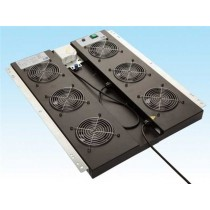 Ormar Ventilator HCS C00-02B12, za ormare 1000mm, 2x ventilator, termostat, prekidač